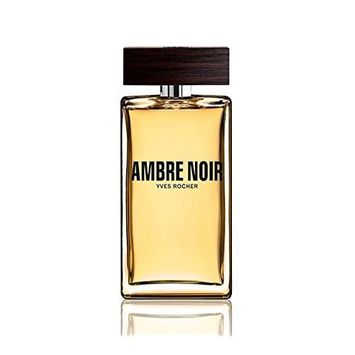 Ambre Noir Eau de Toilette, 100 ml for Men -Imported from France-Not Available in USA.