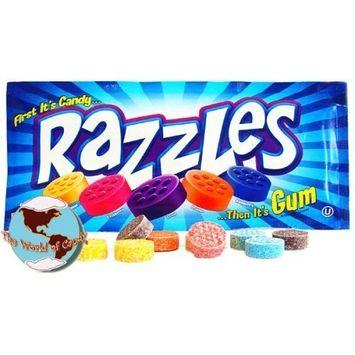 RAZZLES GUM 24 COUNT