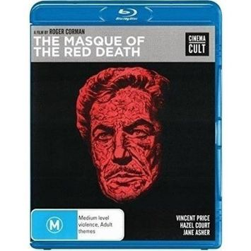 Alliance Entertainment Llc Masque Of The Red Death (blu-ray Disc)