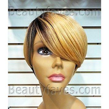 ANNE (1 Jet Black) - Shake N Go Freetress Equal Synthetic Wig