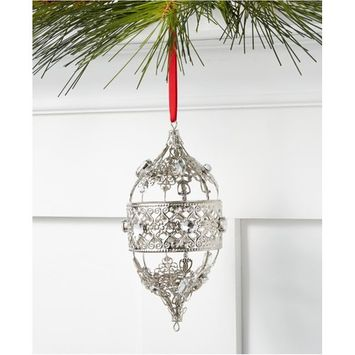 Crystal Elegance Iron Drop with Jewels Ornament, Created For Macy's