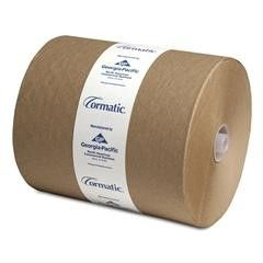 Paper Towel Cormatic Hardwound Roll 8.25 Inch X 700 Foot Case of 6 - 10 Pack