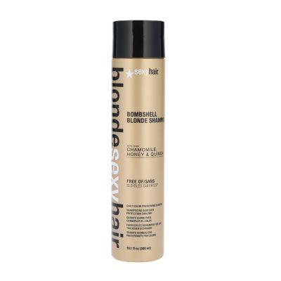 Blonde SexyHair Bombshell Blonde Shampoo 10.1oz