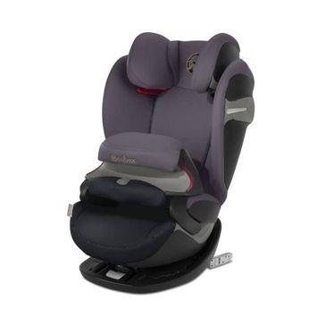 CYBEX Pallas S-Fix Premium gouden autostoel - groepen 1/2/3 - zwart