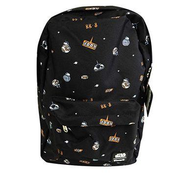 Backpack - Star Wars - TFA BB8 Beep Boop Aop New tfabk0018