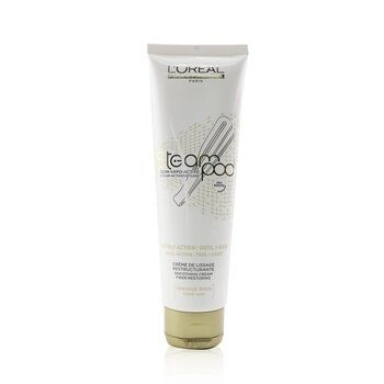 Professionnel Steampod Steam Activated Care Smoothing Cream (For Thick Hair) 5oz