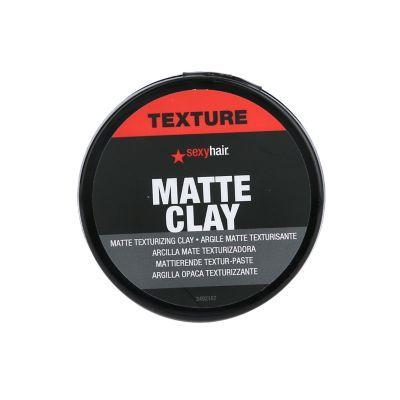 Style SexyHair Matte Clay 2.5oz