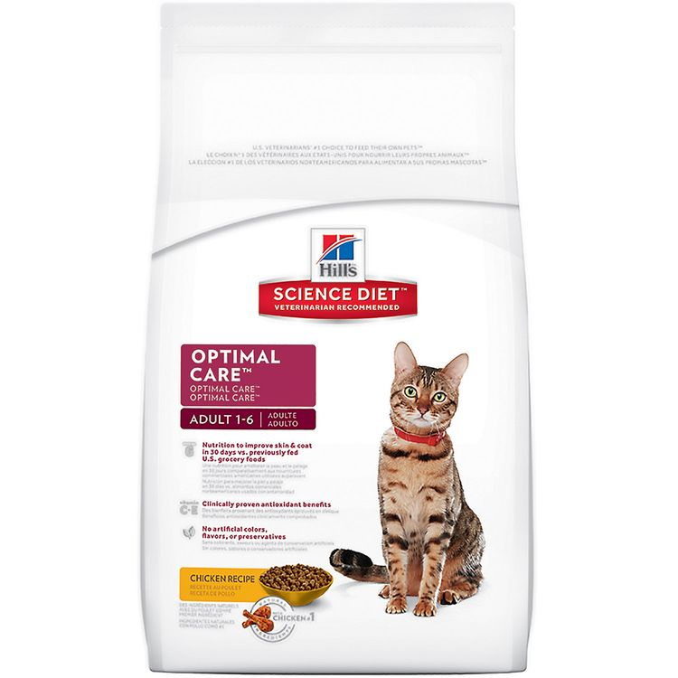 Hill's® Science Diet® Adult Optimal Care®