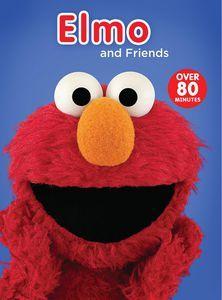 Sesame Street Elmo And Friends Dvd from Warner Bros.