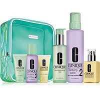 Clinique Great Everywhere Set for Drier Skin (Type I/II)