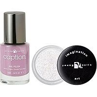 Young Nails Caption Ladies First Sugar Kit