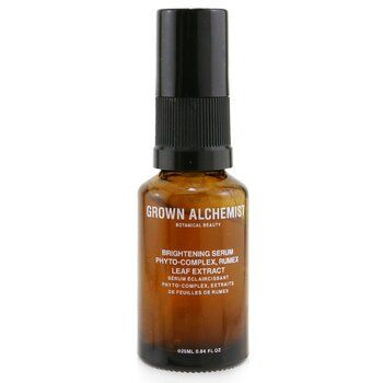 brightening serum phyto-complex & rumex leaf extract 25 ml by grown alchemist