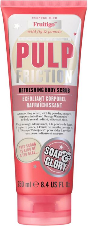 Soap & Glory Fruitigo™ Pulp Friction Refreshing Body Scrub