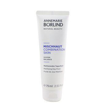 Annemarie BorlindCombination Skin System Balance Mattifying Day Fluid - For Combination Skin 75ml/2.53oz