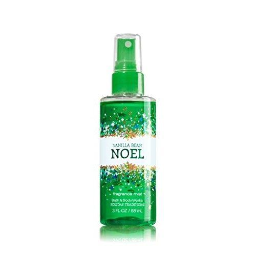 Bath and Body Works Vanilla Bean Noel Fragrance Mist 3 Oz