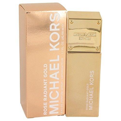 Michäel Körs Rõse Rådiant Gõld Perfüme For Women 1.7 oz Eau De Parfum Spray + a FREE Body Lotion For Women
