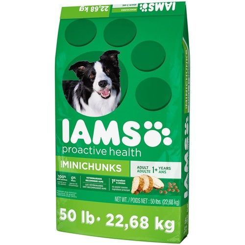 Iams Proactive Health Dog Food, Adult Minichuncks