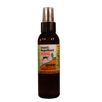 Moringa Natural Insect Repellent emulate Natural Care 4 oz Spray