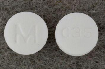 Mylan Pharmaceuticals Allergy Relief 5 mg Strength Tablet 100 per Bottle