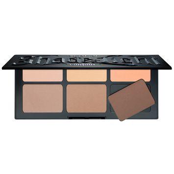 KVD Vegan Beauty Shade + Light Refillable Face Contour Palette