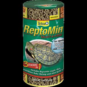 Tetra ReptoMin® Select-A-Food