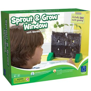 Sprout & Grow Window Gr K & Up