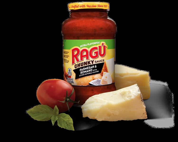 RAGÚ Parmesan & Romano Sauce