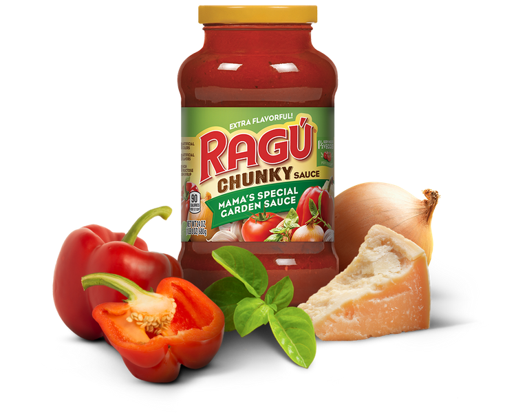 RAGÚ Mama's Special Garden Sauce