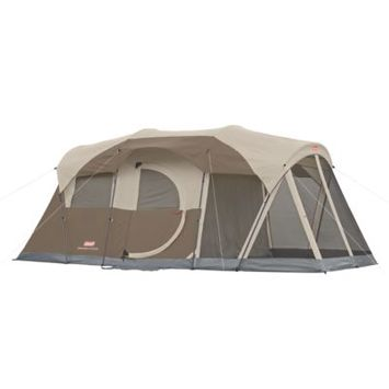 Coleman WeatherMaster® 6-Person Tent with Screen Room