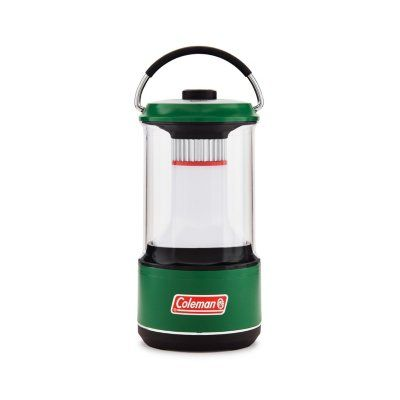 Coleman® 600 Lumens LED Lantern with BatteryGuard™, Green