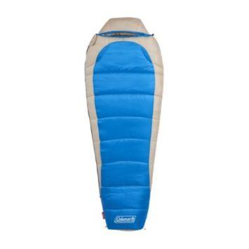 Coleman Silverton™ 0°F Big and Tall Mummy Sleeping Bag, Blue