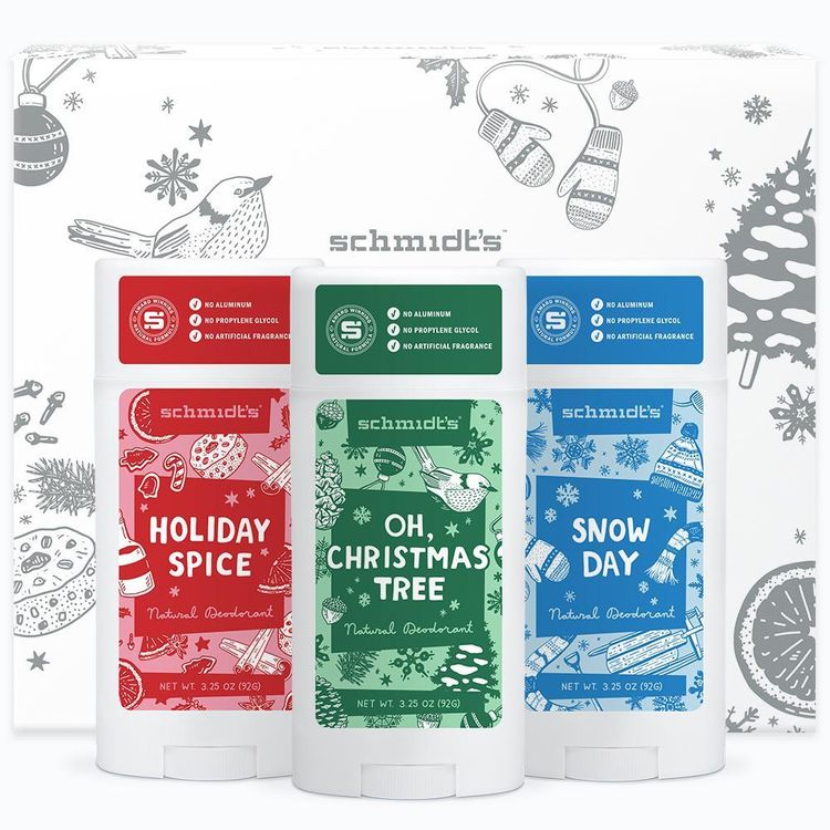 Schmidt's Holiday 3-Pack