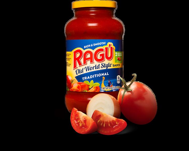 Ragu Old World Style Traditional Sauce 24 oz.