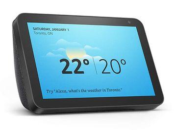 """Amazon Echo Show 8 – HD 8"""" Smart Display with Alexa - Charcoal"""