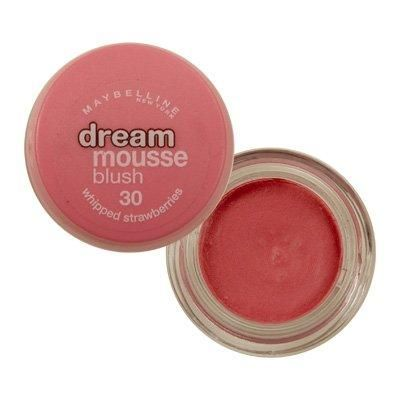Maybelline Dream Mousse Blush #30 Whipped Strawberries