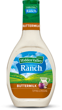 Hidden Valley®  Old-Fashioned Buttermilk Ranch Salad Dressing-16 Oz.