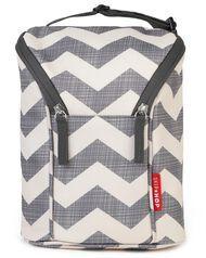 Carter's Grab & Go Double Bottle Bag