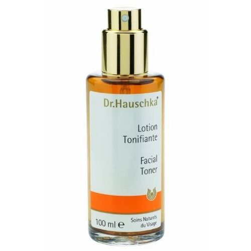 Dr. Hauschka Facial Toner for Normal, Dry and Sensitive Skin, 3.4 Ounce