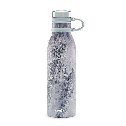 Contigo Couture Thermalock Vacuum-Insulated Stainless Steel Water Bottle, 20 Oz