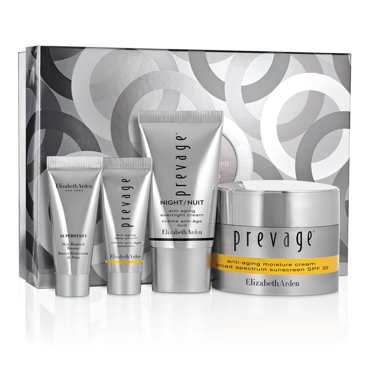 Elizabeth Arden Prevage® Anti-Aging Day And Night Cream Gift Set, (A $199 Value)