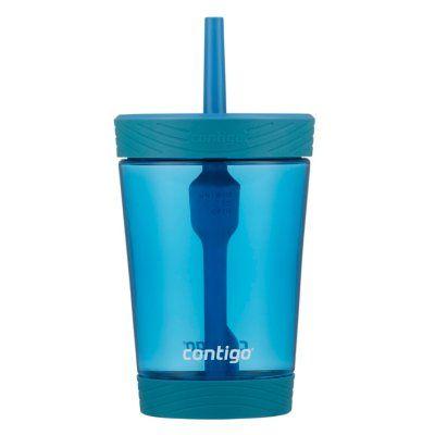 Contigo Kids Spill-Proof Tumbler with Straw, 14oz