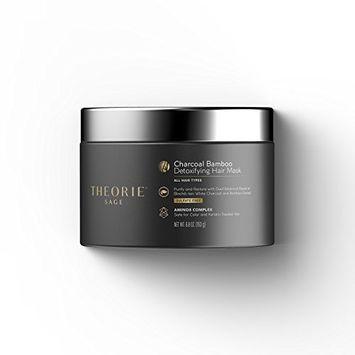 Charcoal Bamboo Detoxifying Hair Mask
