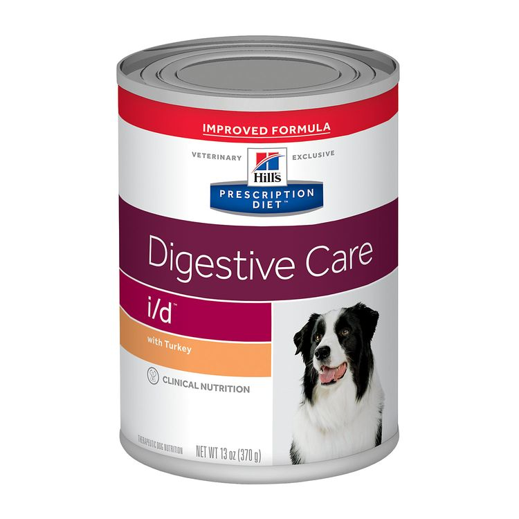 Hill's Prescription Diet i/d Canine Digestive Care with Turkey Canned