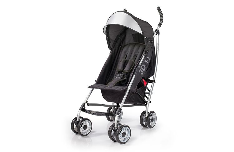Summer Infant 3Dlite® Convenience Stroller