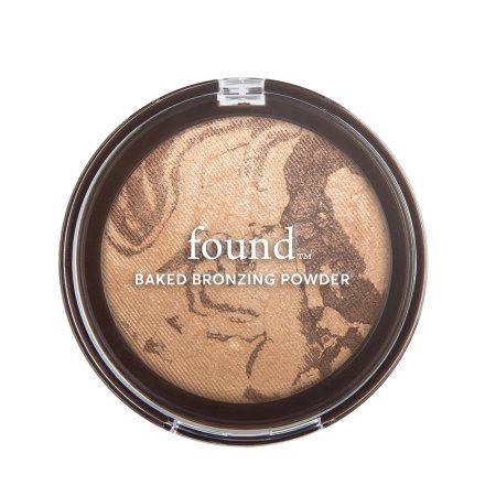 Hatchbeauty Products FOUND Baked Bronzing Powder With Rosehip Oil, 50 Golden Bronze, 0.26 fl oz