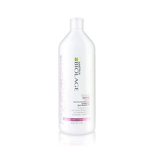 Matrix Biolage Sugar Shine System Conditioner (for Normal/Dull Hair), 1000ml, 33.8 Ounce