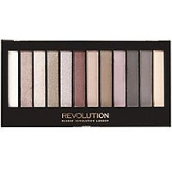Makeup Revolution Redemption Eye Shadow Palette Romantic Smoked