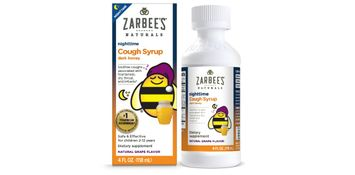 Zarbee's Children's Nighttime Cough Syrup*