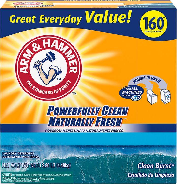 ARM & HAMMER™ Powder Laundry Detergent, Clean Burst