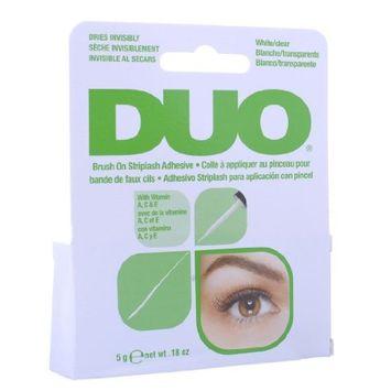 Duo Individual Lash Adhesive White/clear